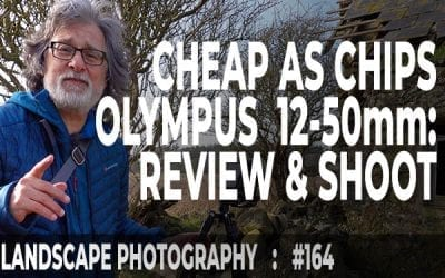 Olympus 12-50mm Review & Shoot (Ep #164)